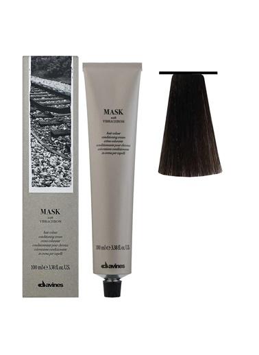 Davines Davines Mask Vibrachrom Saç Boyası 5,15 Açık Kahve Küllü Akaju 100 Ml Renksiz